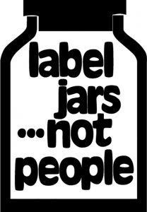 Label Jars ... not people