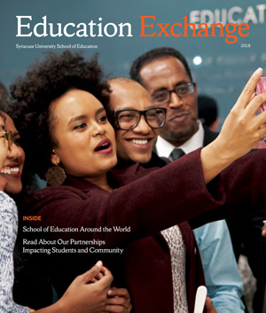Education Exchange Cover 2018