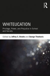 Whiteducation cover