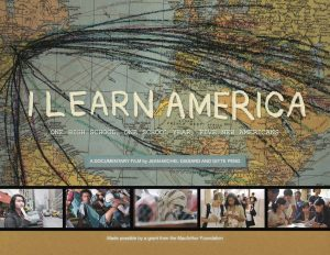 I Learn America documentary poster