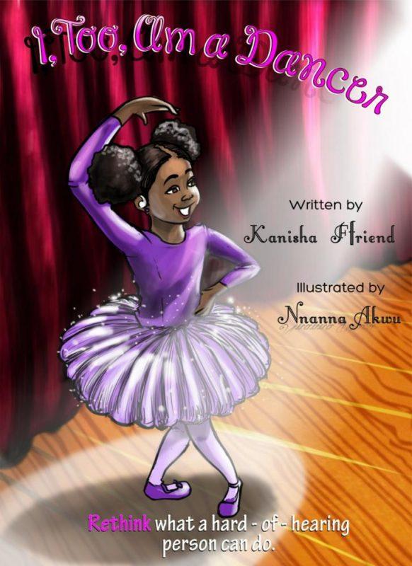I Too Am a Dancer book cover