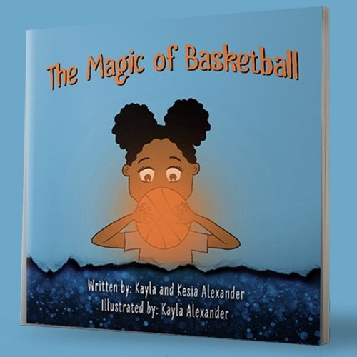 The Magic of Basketball book cover