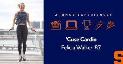 cue cardio with felicia walker 87