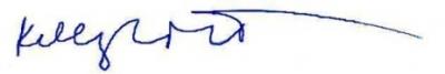 kelly chandler olcott signature